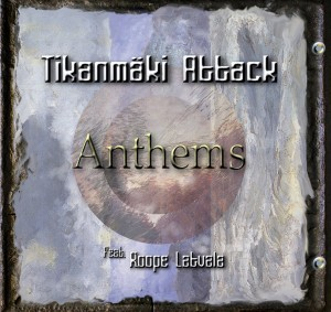 Anthems etukansi